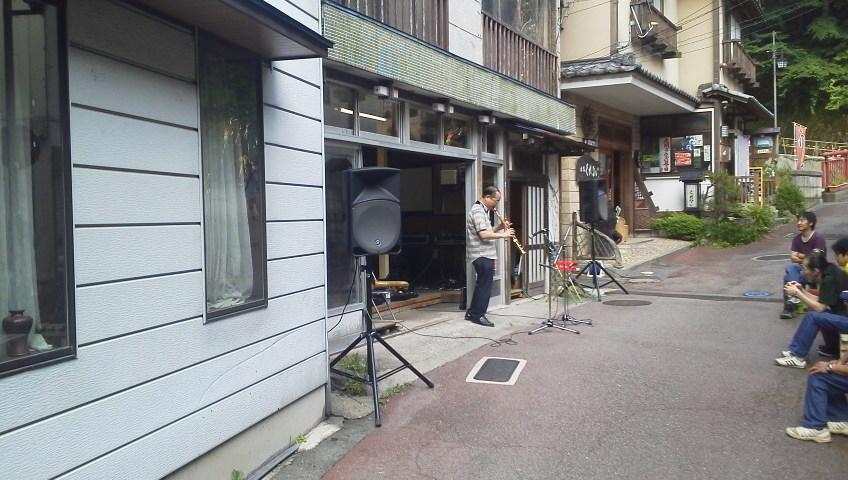 レトロ通りの懐かしライブ2014